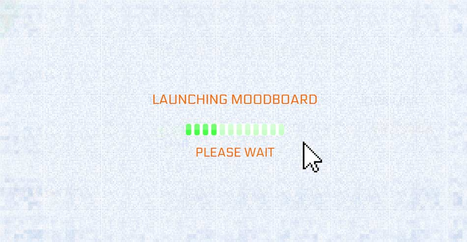 #3:  Launch Moodboard