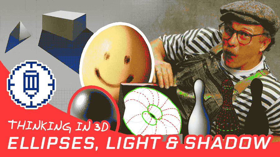 Tutorial 03: Drawing Ellipses Shading Properties Of Light