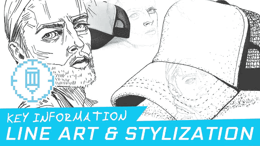 Tutorial 07: Line Art & Stylization