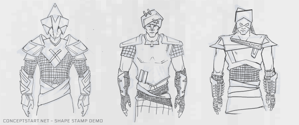 shape-design-armour-demo