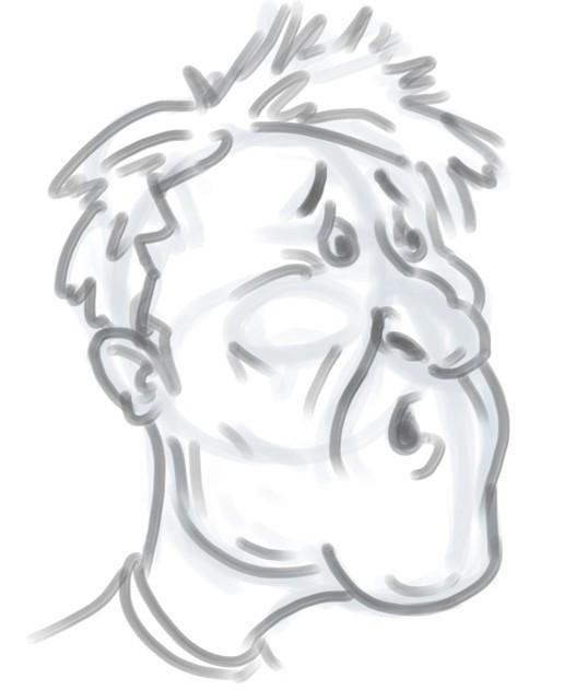 Cartoon Faces based on the Face Task Idea Generator