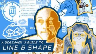 Drawing Tutorial: Learn to Draw with Lines & Shapes