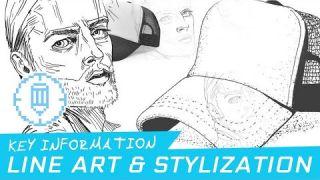Drawing Crash Course: Line Art & Stylisation